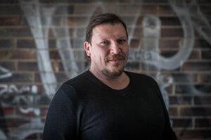 Tanečník, choreograf, producent, režisér Peter Vaško.