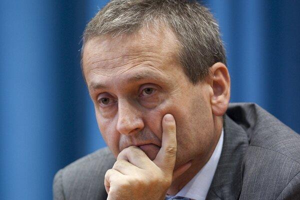Miloslav Šebek na archívnej fotografii z roku 2009.