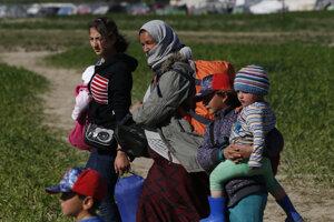 Jezídske rodiny pred genocídou utekali aj do Európy.