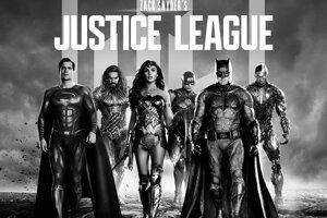 Liga spravodlivosti Zacka Snydera.