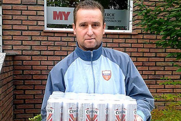 Kartón piva Corgoň si z redakcie odniesol víťaz 9. kola Róbert Pospiš zo Šale.