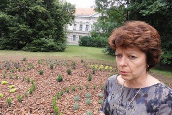 Starostka Danková z Novej Vsi nad Žitavou hovorí, že školu podržia.