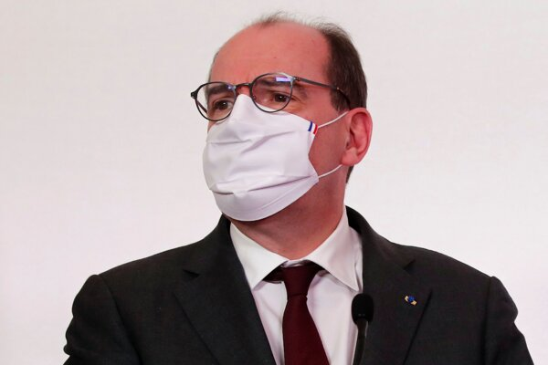 Francúzsky premiér Jean Castex.