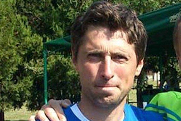 Hlavný organizátor akcie Peter Oremus.