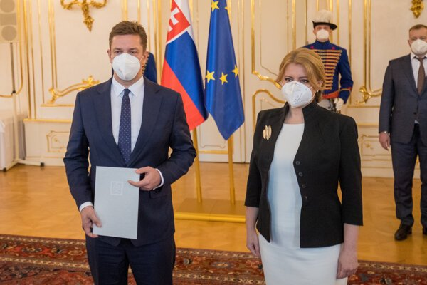 Ministerstvo práce dočasne povedie Andrej Doležal (nom. Sme rodina).