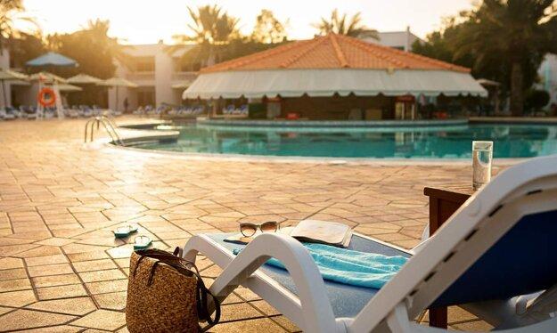 BM Beach Resort 4*, Ras al Khaimah