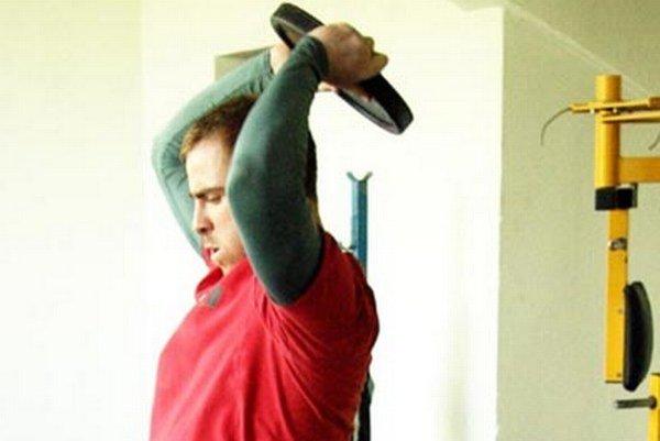 Garip Saliji chce v septembri začať trénovať.