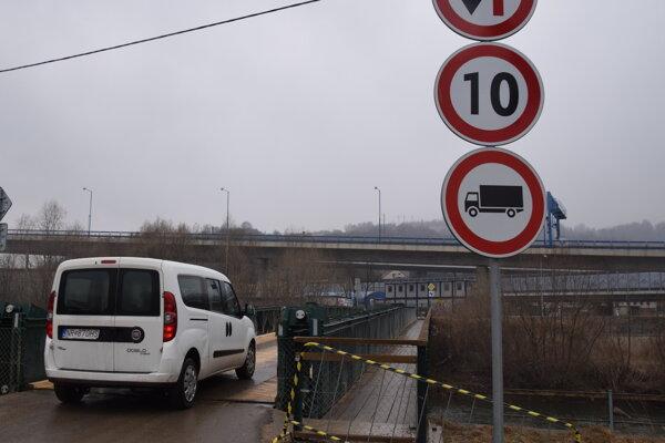Bukovský most opäť v prevádzke