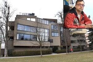 Peter Murko prvýkrát otvorene opisuje okolnosti výstavby aj bývanie v kontroverznom dome pri Mestskom parku.