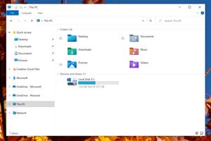 Nové ikony v Tento počítač. Používatelia budú môcť ľahšie odlíšiť jednotlivé priečinky.