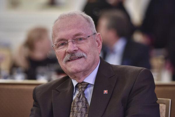Ivan Gašparovič oslavuje 80 rokov.