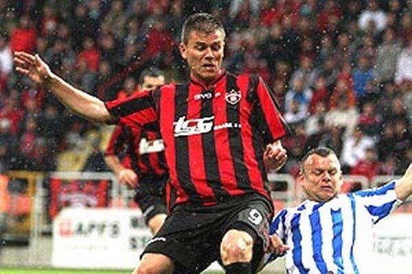 Ladislav Tomaček (vľavo) sa pravdepodobne vráti do Serede.