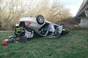 Zranenej osobe už nedokázali záchranári pomôcť.
