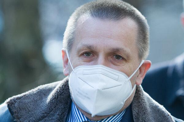 Generálny riaditeľ Pôdohospodárskej platobnej agentúry (PPA) Jaroslav Jánoš.