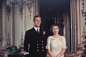 Na archívnej snímke zo septembra 1947.