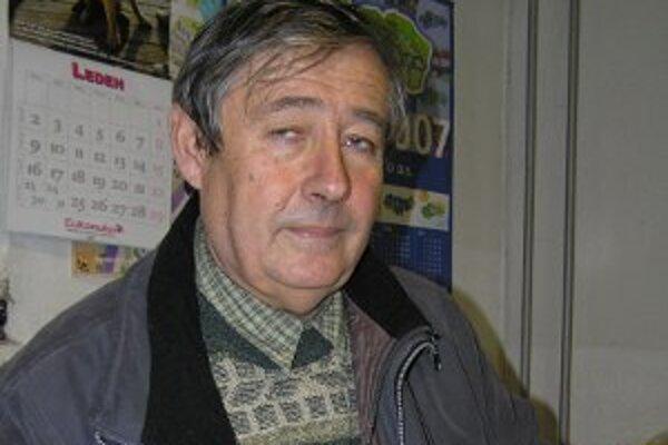 Šéf Záhradníckych služieb Marián Tomajko.