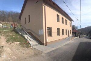 Komunitné centrum v Klastave.