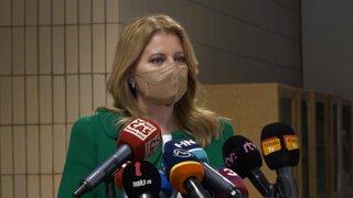 Prezidentka Čaputová chce vidieť zmluvu k Sputniku, požiadala už o ňu