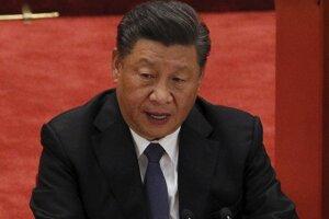 Na archívnej snímke z 23. októbra 2020 čínsky prezident Si Ťin-pching.