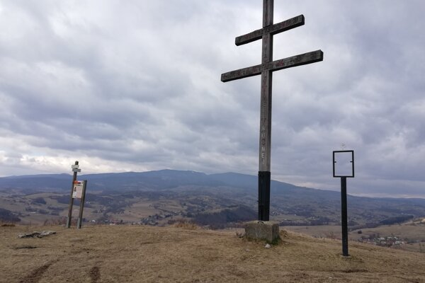 Na vrchu Mních.