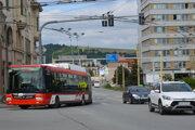 MHD v Prešove by mohla mať na križovatkách prednosť už v tomto roku.