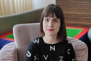 Zuzana Ondroušková, riaditeľka materskej školy Sposáčik pre deti sautizmom.