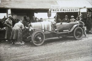 1923: Chenard & Walcker Sport