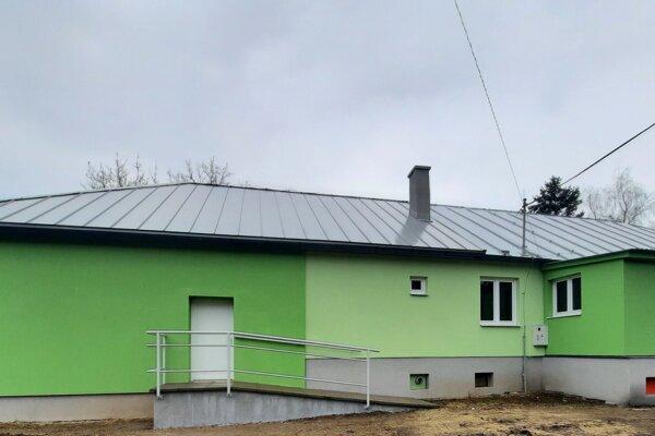 Prístavba materskej školy v Rimavskej Bani.