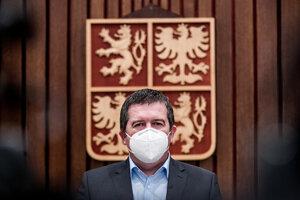Český minister vnútra Jan Hamáček.