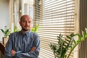 Martin Dubéci vedie komunikáciu na košickej radnici.