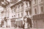 Budova Čierneho orla.