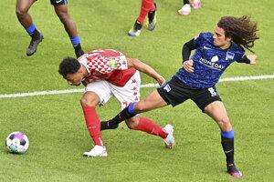 Zápas Mainz - Hertha.