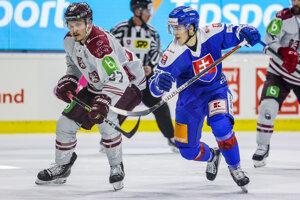 Daniil Fominykh strelil v príprave dva góly.