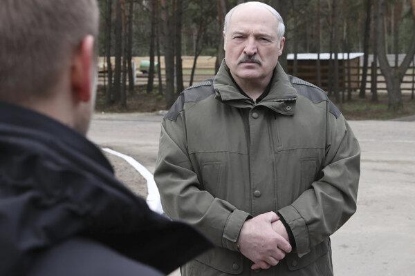 Alexandr Lukašenko.