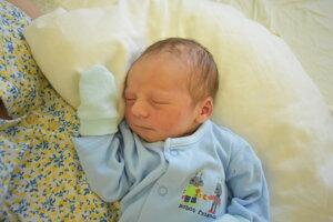 Martin Cíbik (3100 g, 49 cm) sa narodil 25. apríla Kataríne a Marošovi z Dubnice nad Váhom.