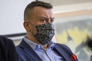 Predseda Rady RTVS Igor Gallo.