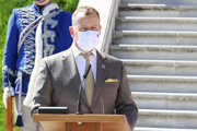 Predseda Národnej rady SR Boris Kollár (Sme rodina).