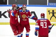 Rusko na MS v hokeji 2021 - skratka ROC a hymna.