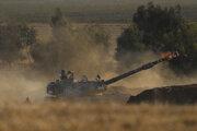 Izraelská armáda v akcii.