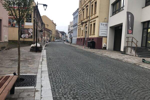 Jarková ulica.