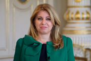 Prezidentka Zuzana Čaputová v príhovore operátorom.