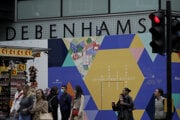Reťazec Debenhams zatvoril aj posledné obchody.
