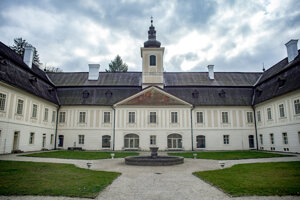 Kaštieľ vo Svätom Antone čakajú v tomto roku dve rekonštrukcie.