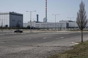 Volkswagen Slovakia.