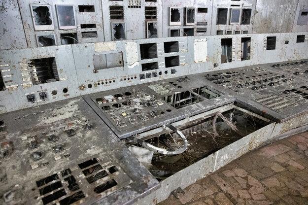Černobyľ. David Neff odfotil miesto po výbuchu v štvrtom reaktore.