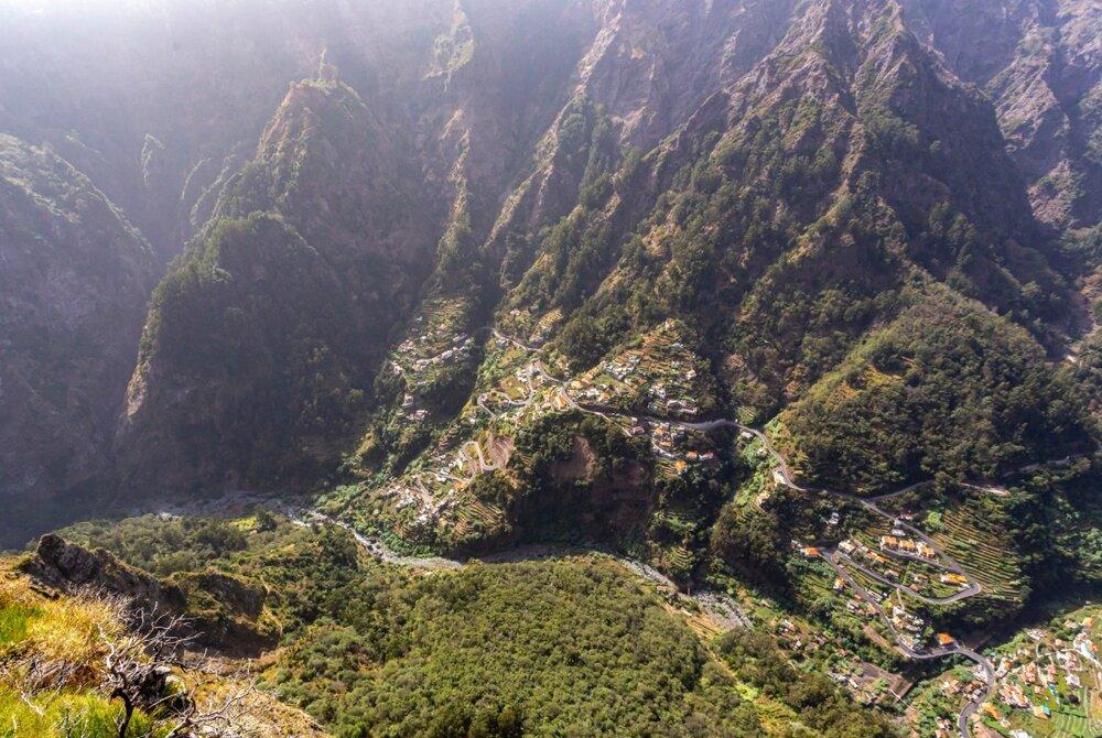 Ostrov Madeira, Portugalsko