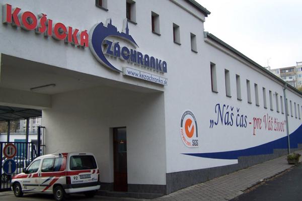 Záchranná služba v Košiciach bude školiť košických policajtov.