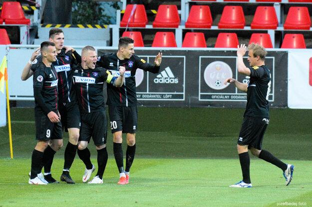 Zlaté Moravce svojho najčastejšieho súpera posledných sezón zlomili dvoma gólmi v rozpätí šiestich minút.