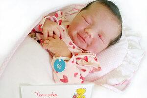 Tamara Procházková z Horných Leloviec sa narodila 26. 5. 2021 v Bojniciach