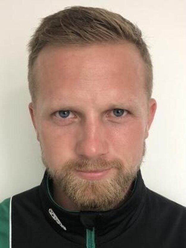 Hrajúci tréner FK Čechy Peter Zálešák